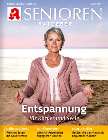Zeitschrift Cover Senioren