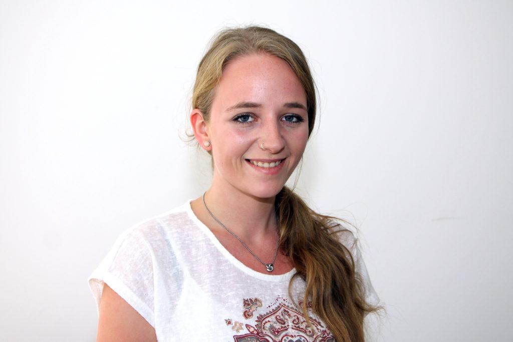 Pharmazeutisch-kaufmännische Angestellte PKA in Ausbildung Anna-Lena Müller