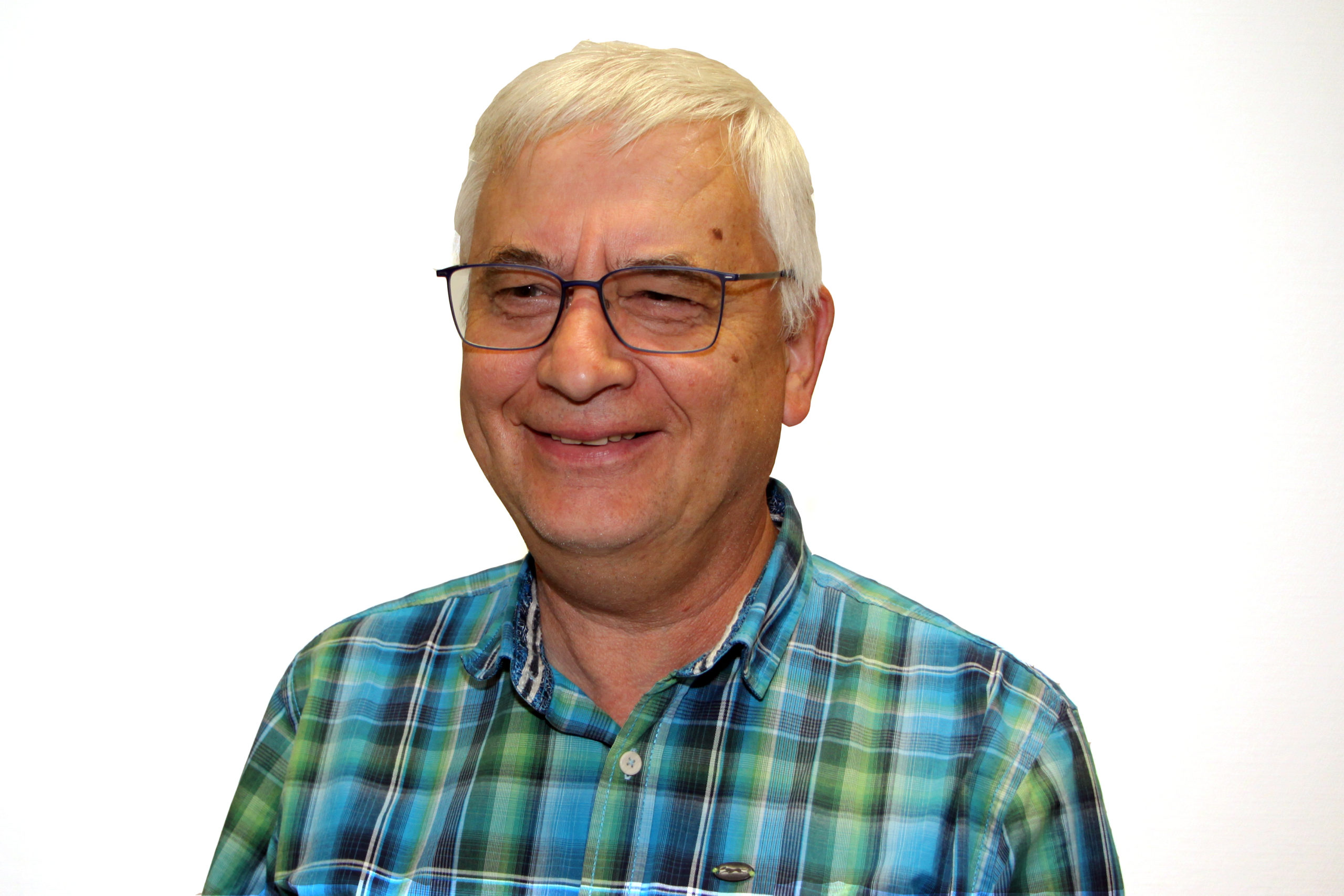 Apothekenbote Jürgen Bindzcek