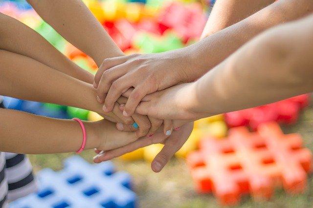 Selbsthilfegruppen zusammen Probleme lösen