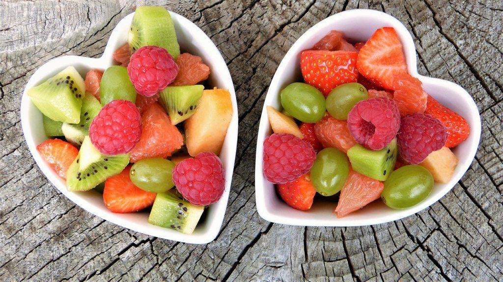 gesunde Ernährung, Früchte