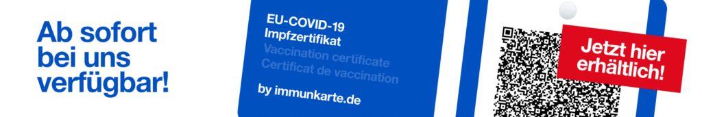 Immunkarte Covid Impfung